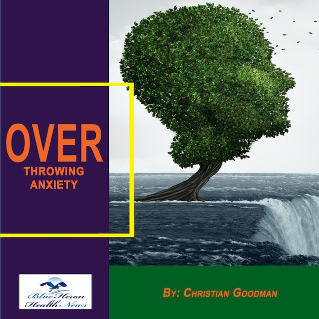 Overthrowing anxiety book